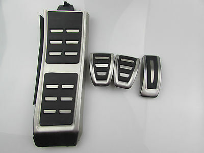 kit of pedal footrest Audi A5 S5 RS5 B8 2008-2016  MANUAL