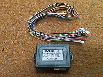 Fortin CAN-SL - CAN Bus Data Interface Kit - Self Learning.