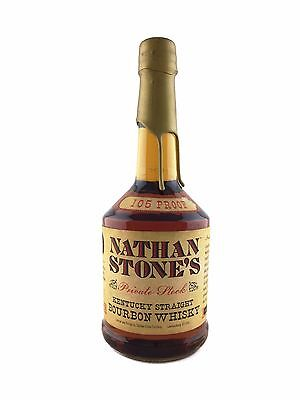 Nathan Stone's 'PRIVATE STOCK' Kentucky Straight Bourbon Whiskey. 750ml  RARE!!