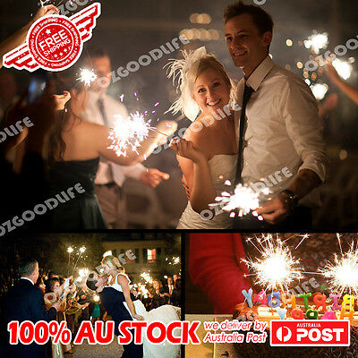 25CM 42CM Large Sparklers Party Sparkler for Birthdays Party Parties Wedding