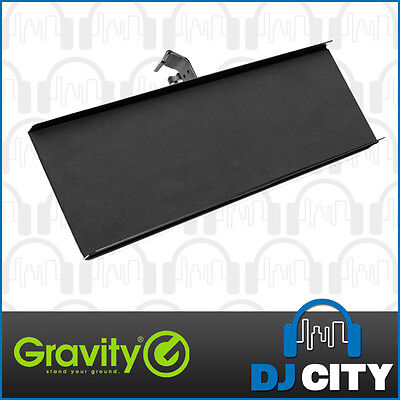 Gravity MATRAY2 Adjustable Microphone Stand Accessories Tray - NEW