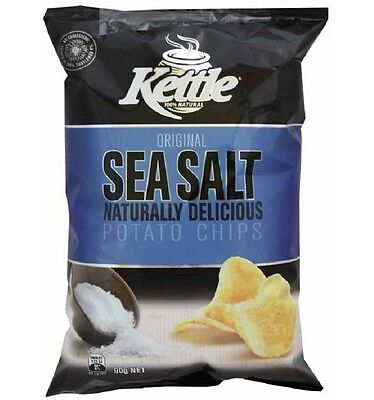Kettle Chips Original 90g x 12