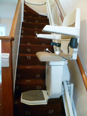 Curved Stairlift - BS101