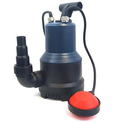 Dirty Water Pump Submersible Pond Pump Automatic Universal Use - 80w / 140w!