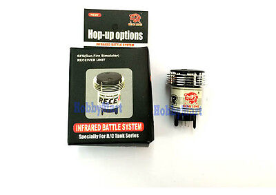 3818 Heng Long 1/16 RC Tank Replacement 3818-084 Infrared battle system x 1