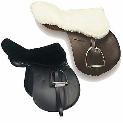 Cottage Craft Shock Absorbant Premium Quality Shaped Pony N202 Saddle Seat Cover