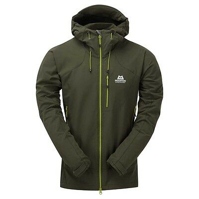 Mountain Equipment Frontier Softshell Hooded Jacket L RRP£120