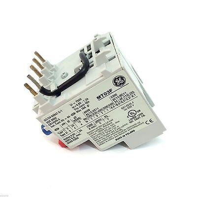 GE MT03C Overload Relay 101005