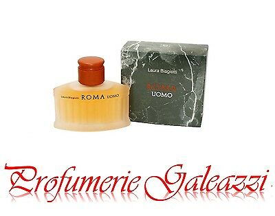 LAURA BIAGIOTTI ROMA UOMO AFTER SHAVE LOTION - 75 ml