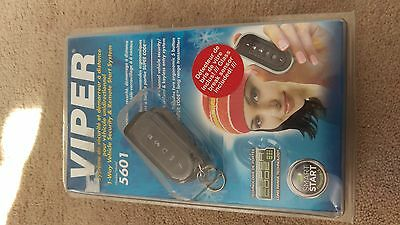 Brand New Viper 5601 1-way Remote Start and Alarm