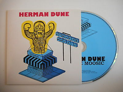 Herman Dune : Strange Moosic [ Cd Album Promo Port Gratuit ]