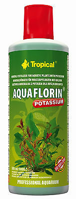 MULTI - INGREDIENT MINERAL FERTILISER With POTASSIUM AQUATIC PLANTS Bottle 500ml