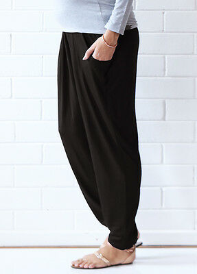 NEW - Floressa - Zoe Pleated Maternity Pants