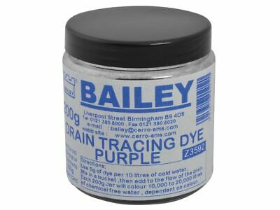 Bailey - 3592 Drain Tracing Dye - Purple