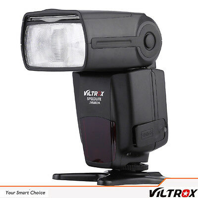Viltrox - On-camera GN33 Speedlite Flash Light with LCD Screen - JY680A for DSLR