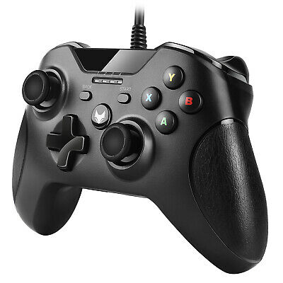 USB Wired Controller Gamepad Joystick Joypad for Microsoft Xbox 360 & Windows PC