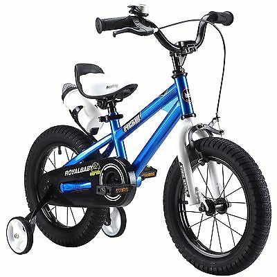 RoyalBaby BMX Freestyle Kids Bikes 12 inch 14 inch 16 inch in 6 colors Boy's ...