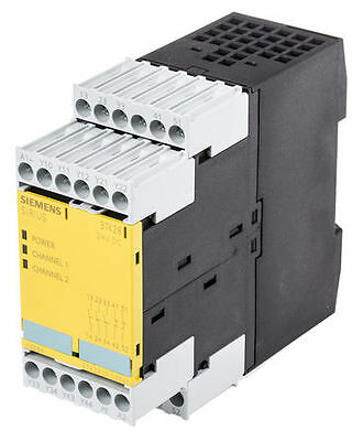 New In The Box. Siemens Sirius 3TK28251BB40. Safety Relay, Dual Channel. 24V