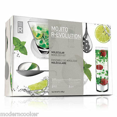 Kit Moléculaire Mojito R-Evolution - Molécule-R (NEUF)