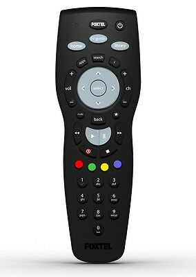 Foxtel Remote Control Standard  Iq3 Hd Set Top Box Original