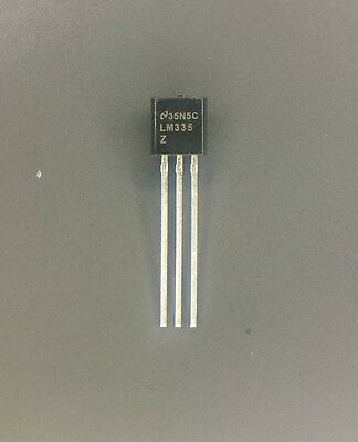 LM335 LM335Z Digital Temperature Sensor TO92 Raspberry PI Arduino UK SELLER
