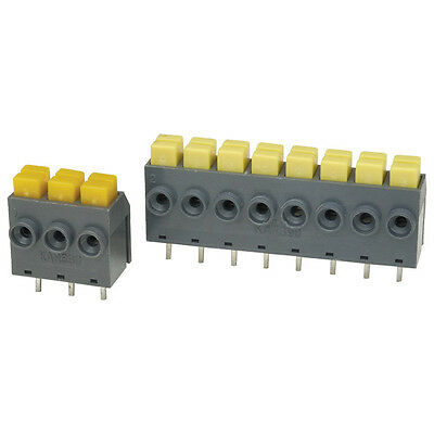 Screwless Terminal Blocks 2 & 3 way Great for Arduino & Raspberry PI UK Seller