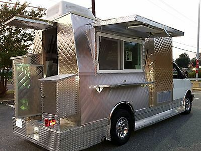 Brand New Custom Food Truck For Sale