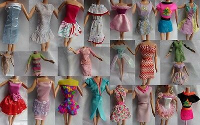 Vêtements pour Barbie - ROBE au choix- Dress at choice-