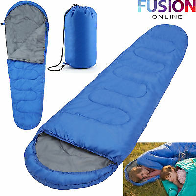 4 Season Waterproof Outdoors Camping Hiking Single Adult Mummy Sleeping Bag