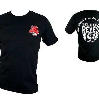 Cleto Reyes Boxing Gloves Champy T Shirt New W/ Tags Boxing Official Tee Adult