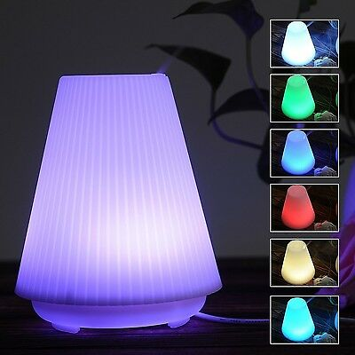 TUPELO 100ml Essential Oil Diffuser Cool Mist Ultrasonic Humidifier LED Chang...