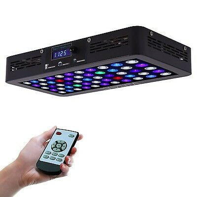 VIPARSPECTRA Timer Control 165W LED Aquarium Light Dimmable Full Spectrum for...
