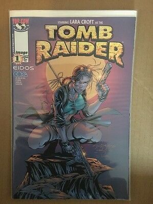 Tomb Raider #1 Comic Book (Dec 1999)