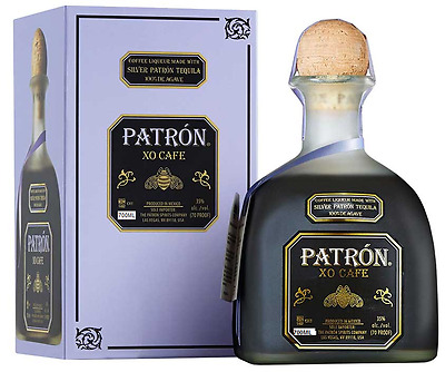 Patron XO Cafe Tequila 700ml-boxed