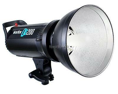Godox DS200 Pro Photography Studio Strobe Photo Flash Light 200WS studio flash