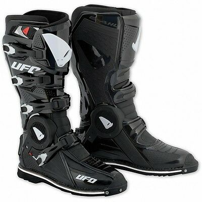 Ufo Stivali Boots Recon Colore Nero Size 40 42 44 46 48 Cross Enduro
