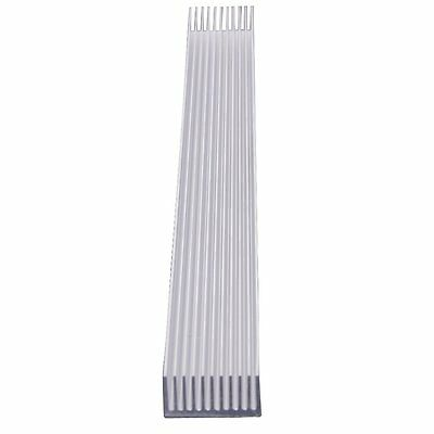 Aluminum Heatsink Cooling for 4 x 3 W/ 12 x 1W LED LW