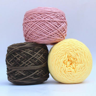Soft Smooth Cotton Natural Double Knitting Wool Yarn Needle Line 200G
