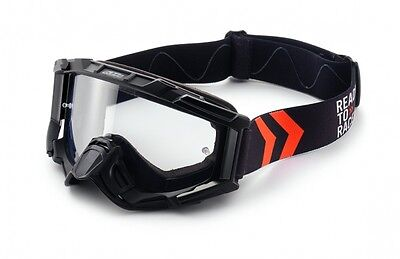 Ktm Occhiali Goggles Racing 2017 Black Nero Cross Enduro 3Pw1628100