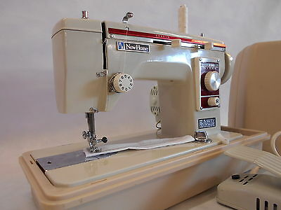 Rock Solid Heavy Duty New Home 539 Electric Domestic Sewing Machine