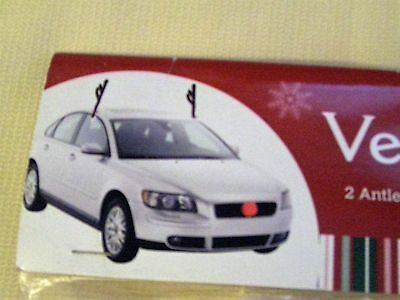 Reindeer Costume Kit For Cars And Trucks