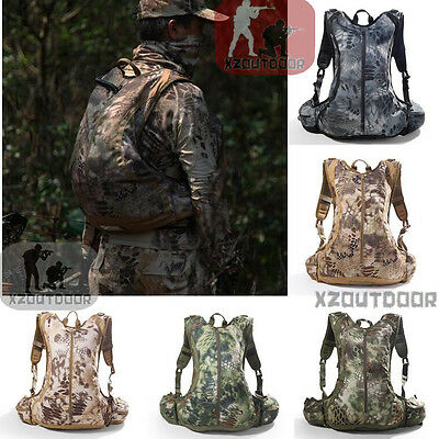 20L Tactical Outdoor Military Assault Backpack Hunting Bag Special Forces Hiking