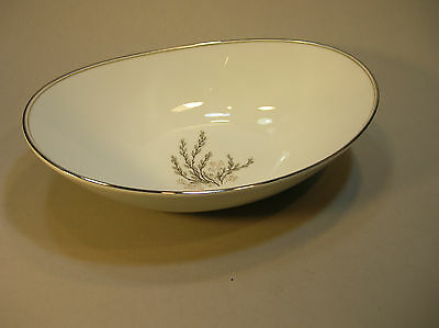 "Noritake ""Candice"" Fine China Oval Vegetable Bowl... MINT!!"
