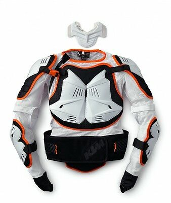Ktm Pettorina Corazza  Exo Body Armour Size M 3Pw1620203