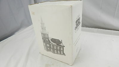 "Dept. Department 56 New England Village Series ""Old North Church"" MINT IN BOX"