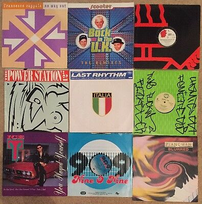 110 x 12 house music vinyl collection 90 39 s 2000 39 s 60 for 2000 s house music