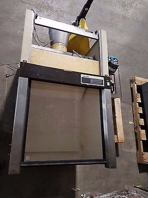 Labconco 28046 Tabletop Table Chemical Safety Fume Hood