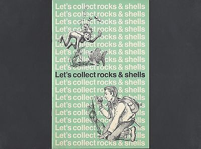 Shell Oil Let's Collect Rocks and Shells Booklet