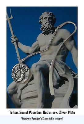 Percy Jackson Book Fans, TRITON, BOOKMARK, Son of Poseidon 14-S