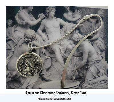 Percy Jackson Book Fans, APOLLO & Charioteer, God of the Sun, BOOKMARK, 27-S